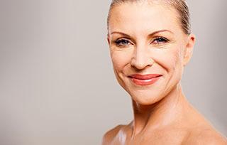 Fotorrejuvenecimiento de la cara y del cuello